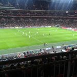 England vs Brazil at Wembley