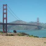 Golden Gate bridge walk and cycle