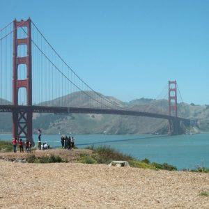 Golden Gate Bridge Walks