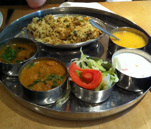 Sagar review south indian food in london spaghetti for Anatolia cuisine brighton