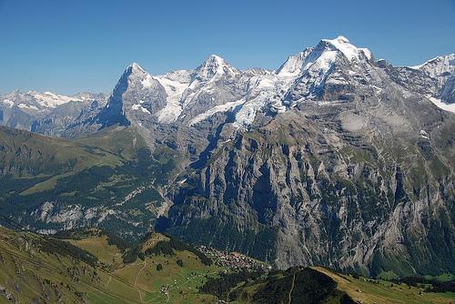 Jungfrau Mountain Railway