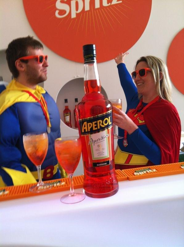 Aperol competition entry