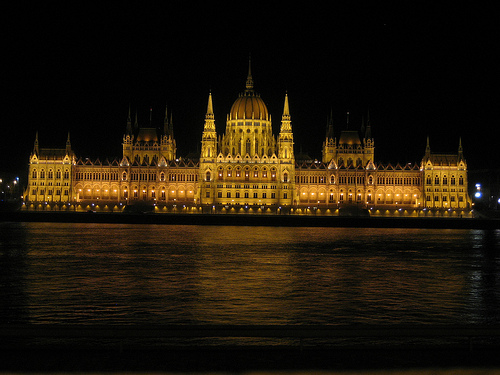 House of Parliament Hungary