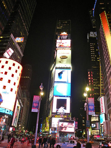 18 things to do in new york ny travel guide spaghetti for Times square new york things to do