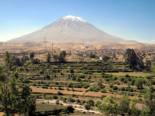 El Misti Volcano