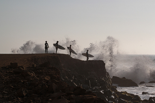 Surf in Peru