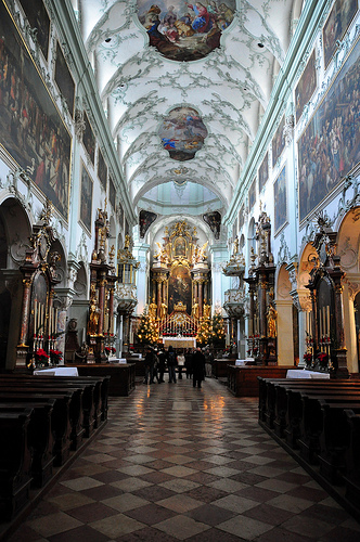 church in salzburg