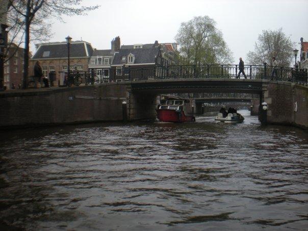 boat ride amsterdam