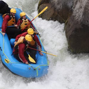 white water rafting in arequipa