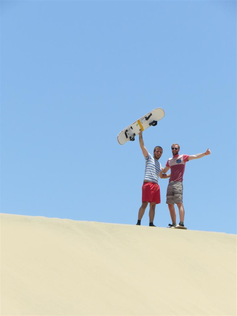 huacachina boarding