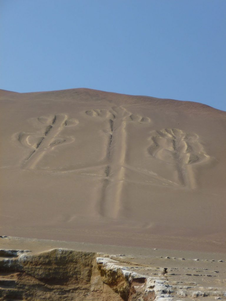 paracas lines