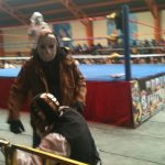 Cholita Wrestling in La Paz