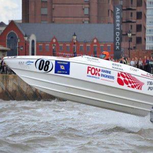 jersey speedboat racing