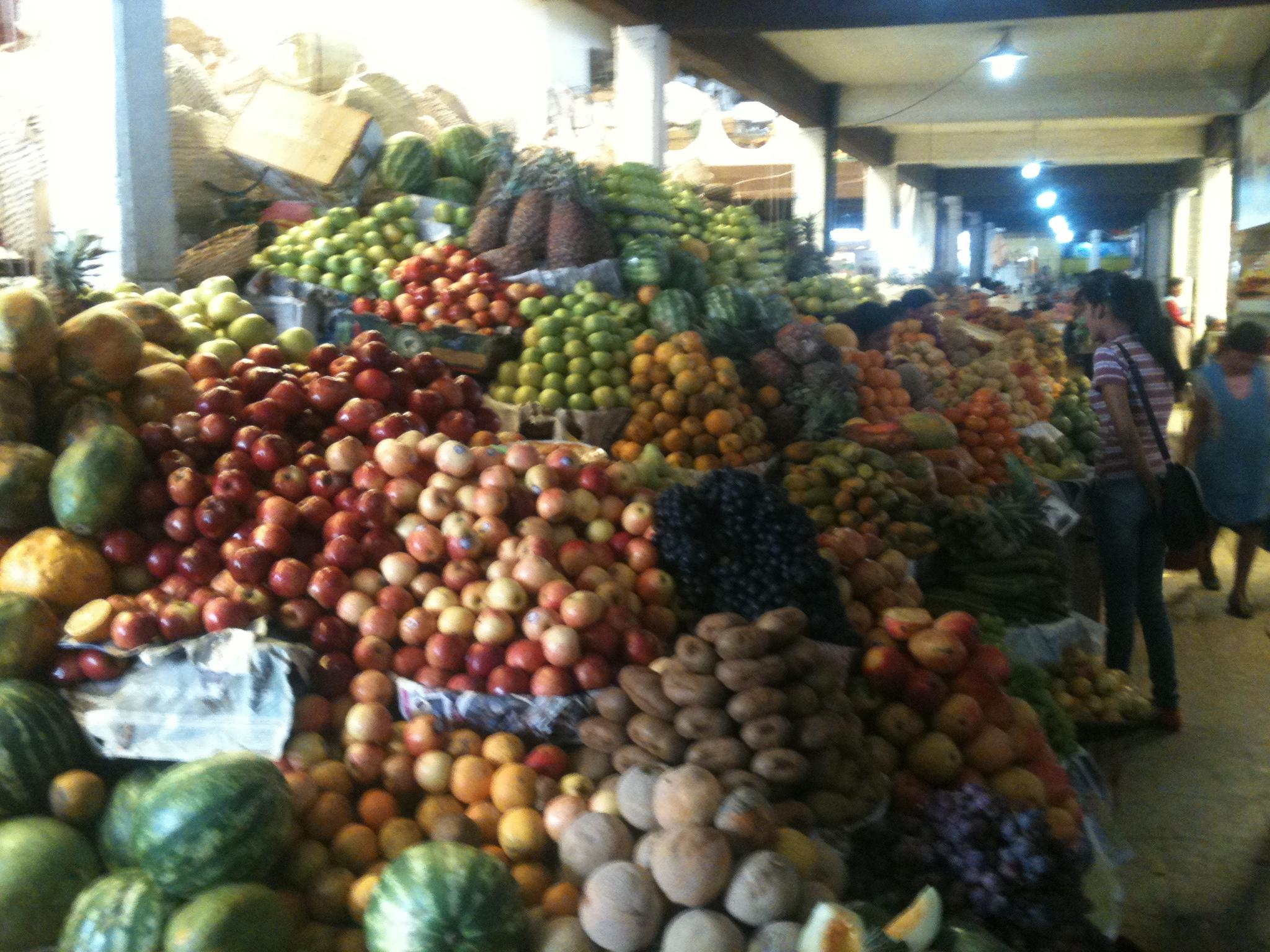 Tarabuco Markets