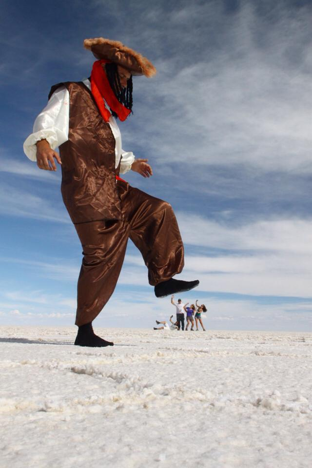 salt flats funny picture