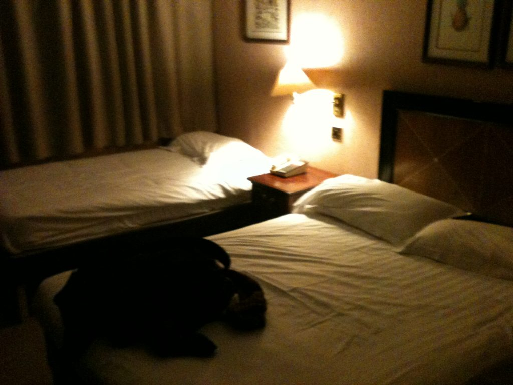 europa hotel beds