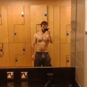 Tom Bourlet Training