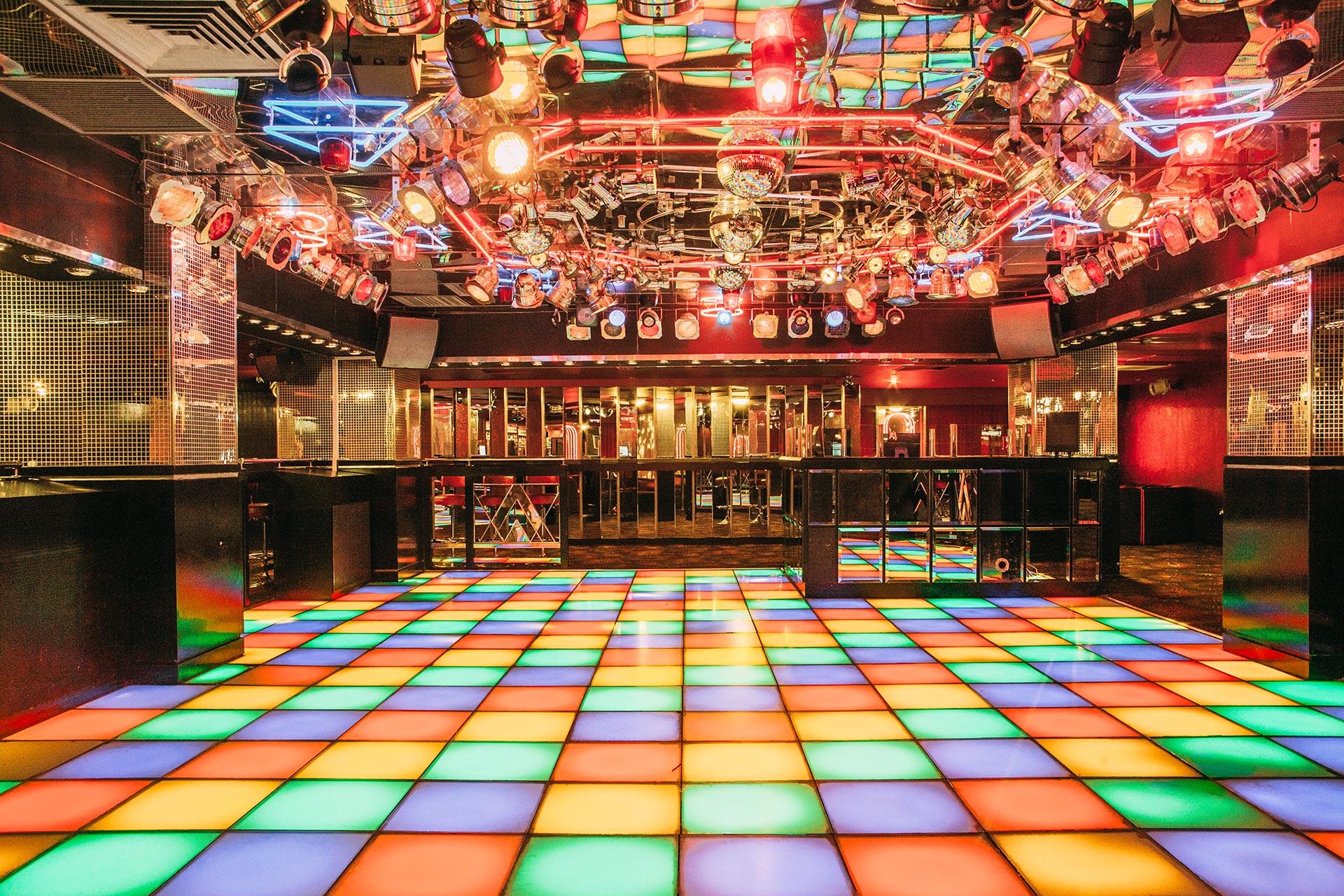 Oceana nightclub brighton