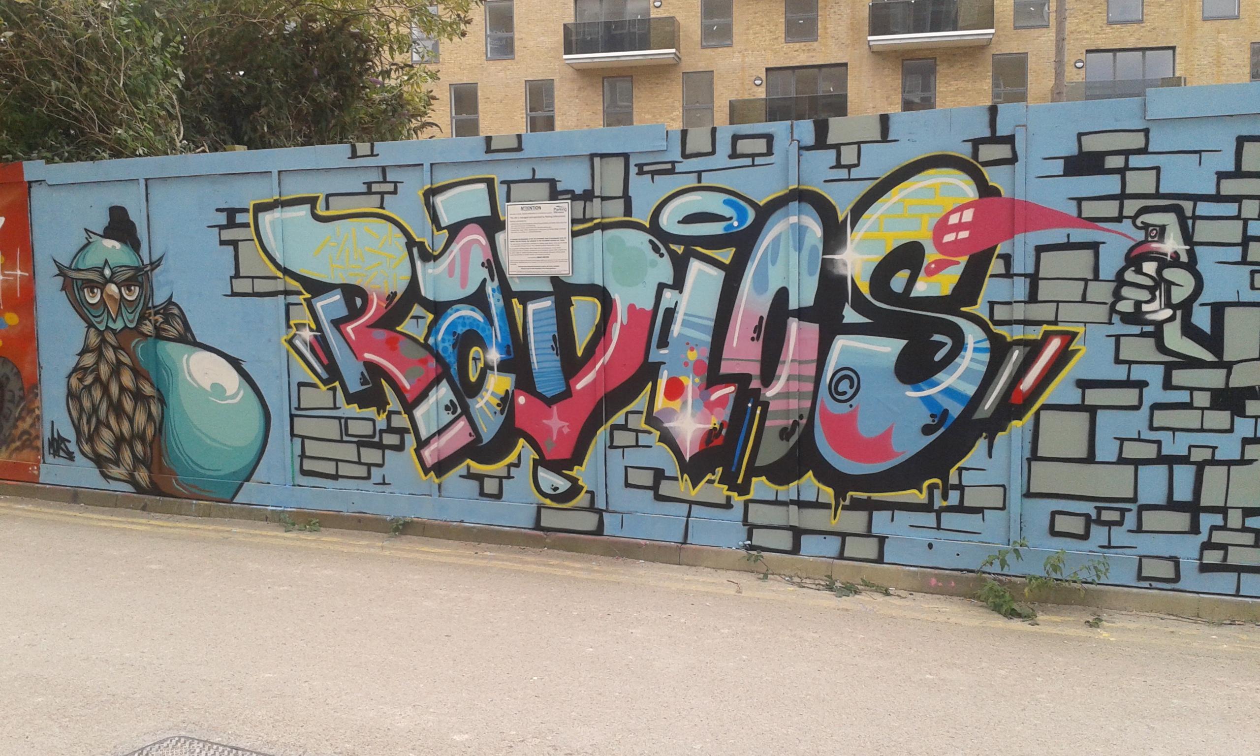 Стены граффити картинки для детей