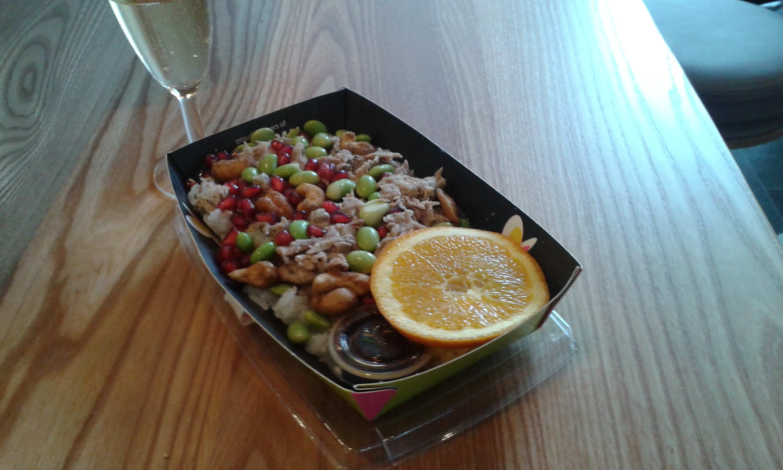 Itsu brighton menu review what to eat for Anatolia cuisine brighton