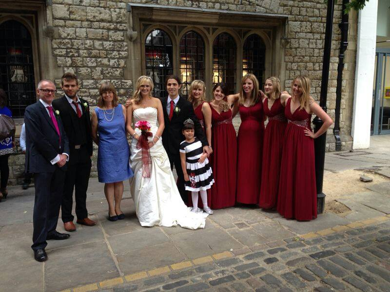 jenny bourlet wedding