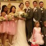 Luke and Vanessa's Wedding at Hazlewood Castle – Leeds