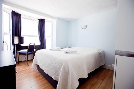 west beach hotel room