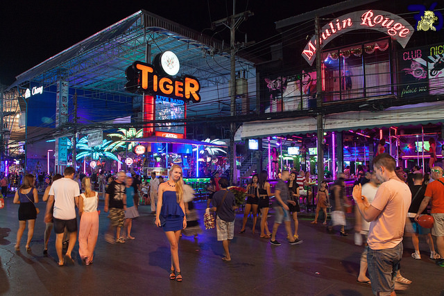 Clubbing in Phuket