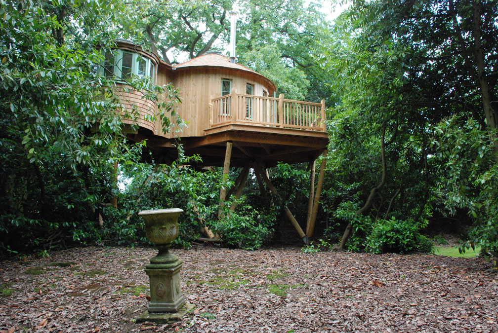 The Harptree Treehouse