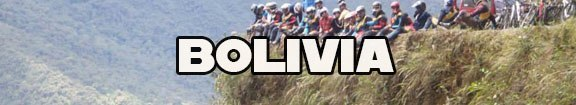 Bolivia Banner