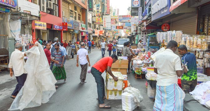 Pettah-Market