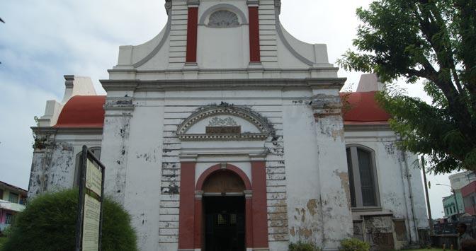 Wolvendaal-Church