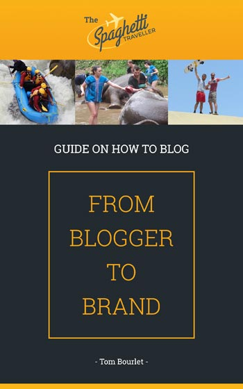ebook travel blogging