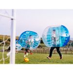 Bubble Football In Brighton Review