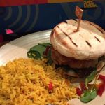 Cheeky Nando's Sunset Burger – The Launch Party
