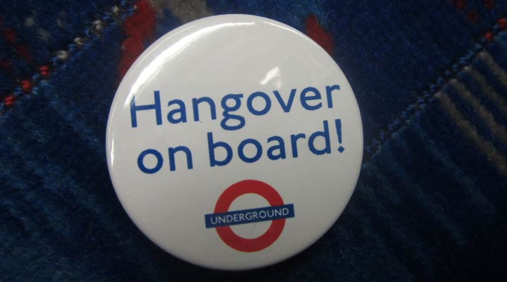 hangover train