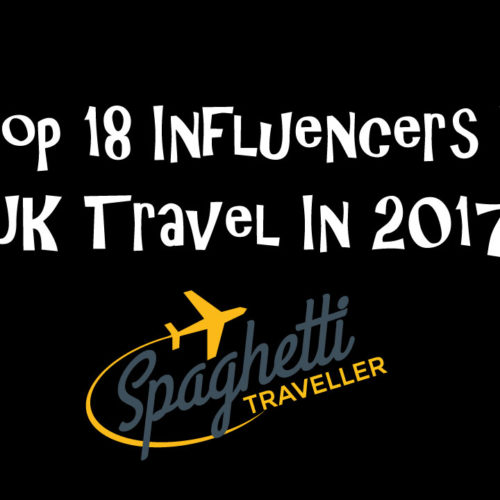 influencers in the UK travel industry