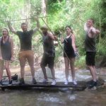 Waterfalls, White Water Rafting & Elephant Sanctuary in Chiang Mai