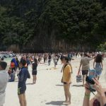 The Disappointment of Maya Bay – The Beach film set
