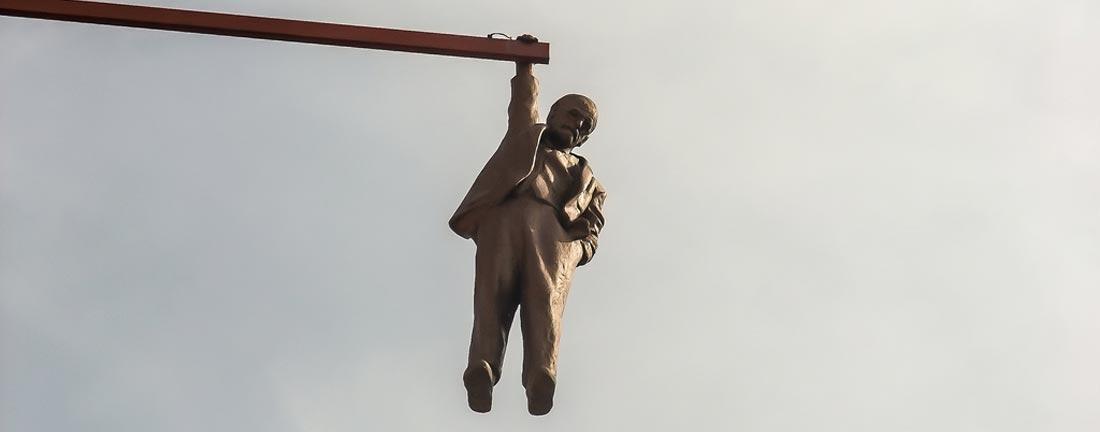 Man Hanging Out