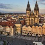 11 Strangest statues in Prague