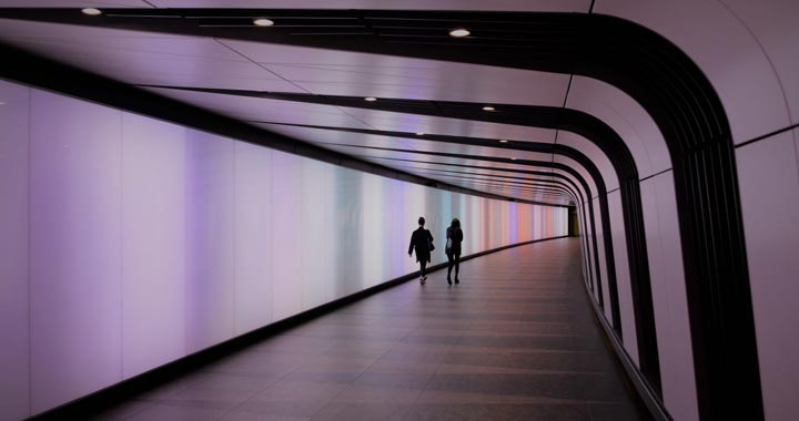 kings cross tunnel