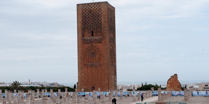 Hassan-Tower