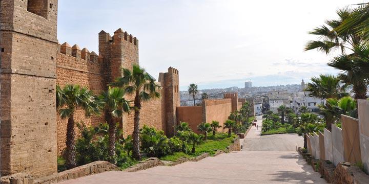 Oudaias-Kasbah