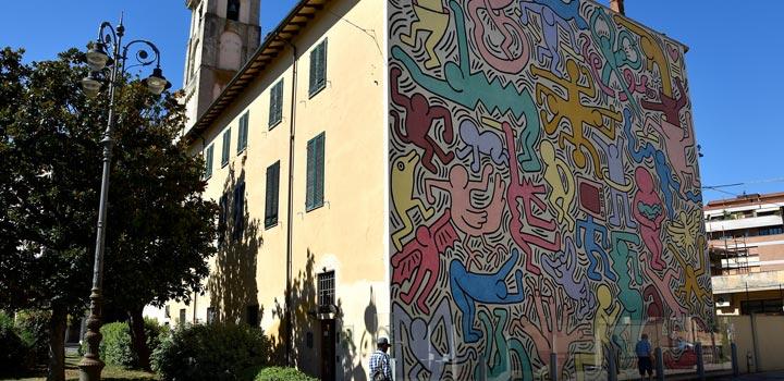 Keith-Haring-Mural