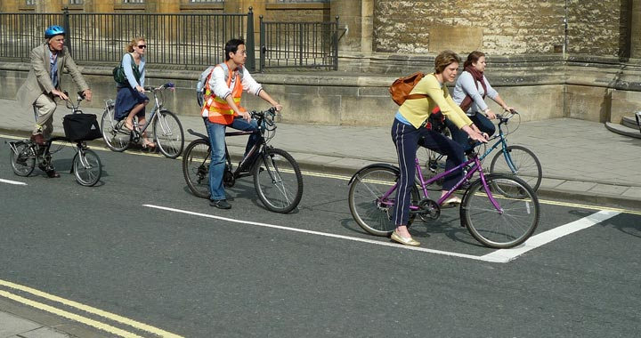 oxford cycling