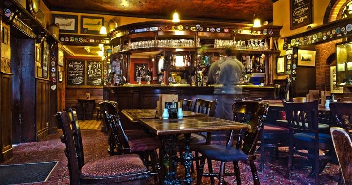 The Eagle Pub