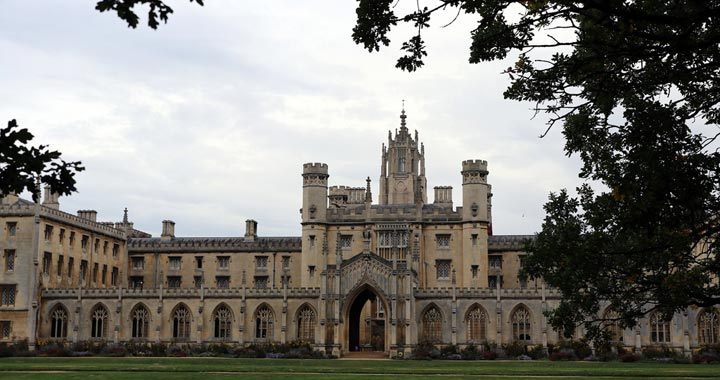The University of Cambridge