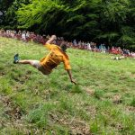 Cheese Rolling In Gloucester 2021
