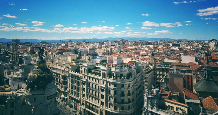 madrid in summer